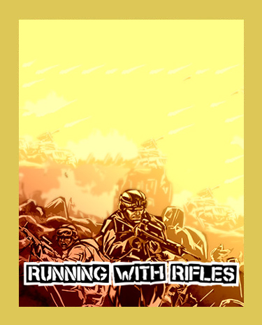 RUNNING WITH RIFLES (Steam)(RU/CIS)