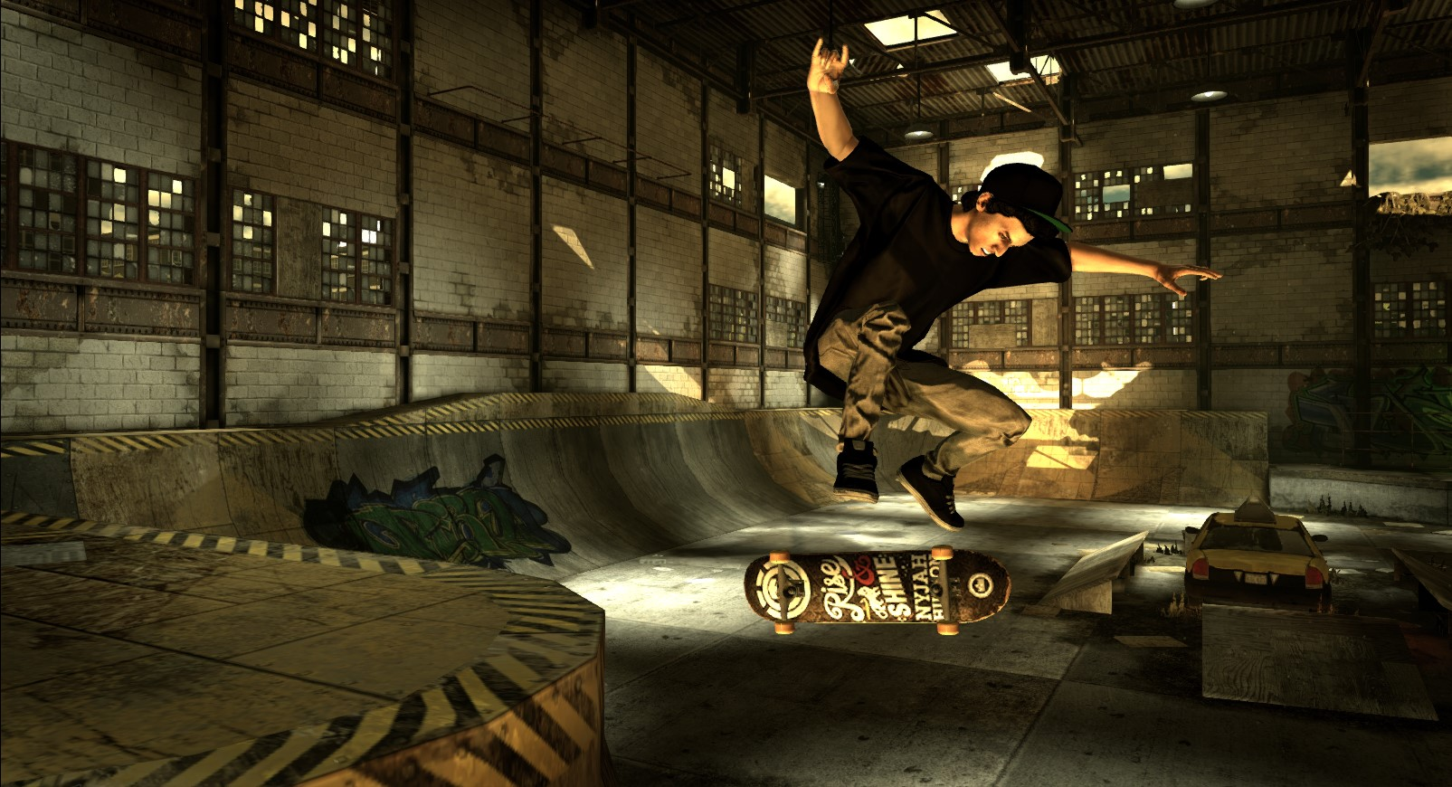 TONY HAWK´S PRO SKATER HD (Steam)(Region Free)