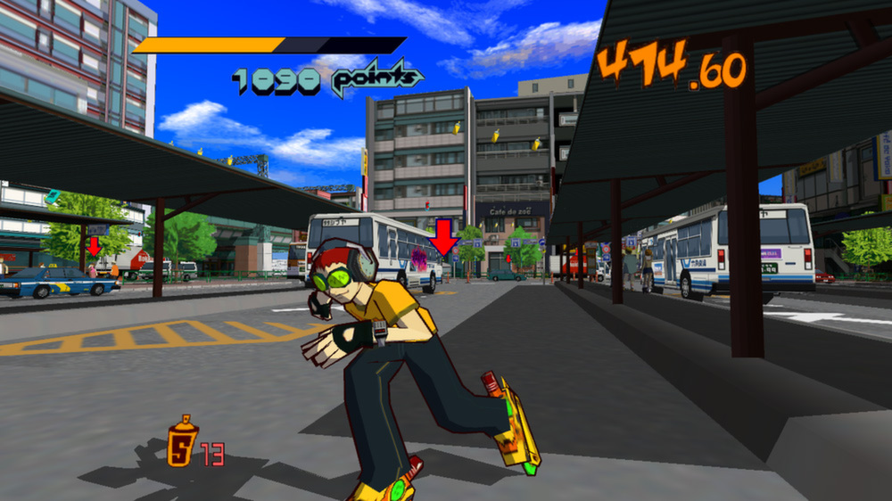 JET SET RADIO HD (Steam)