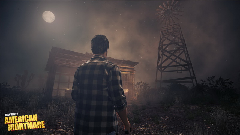 ALAN WAKE + AMERICAN NIGTHMARE (Steam) (Region Free)