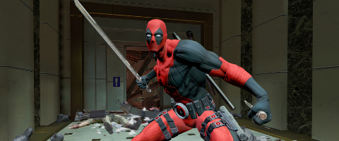 DEADPOOL (Steam)(Region Free)