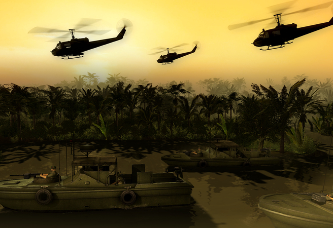 MAN OF WAR: VIETNAM (Steam) (Region Free)