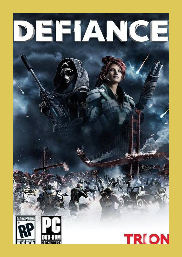 DEFIANCE DIGITAL DELUXE EDITION (Steam) (Region Free)