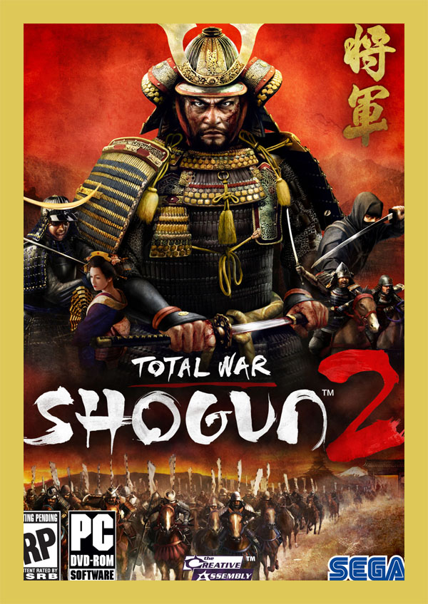 TOTAL WAR: SHOGUN 2 (Steam) (Region Free)