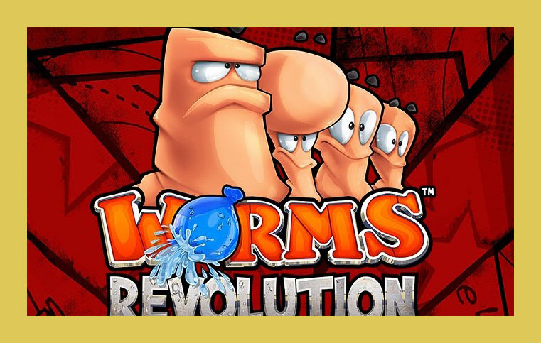 WORMS REVOLUTION (Steam) (Region Free)