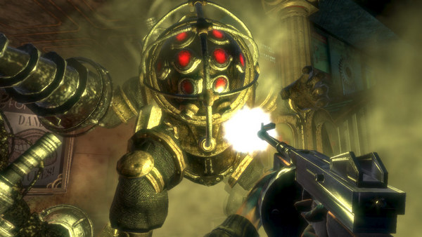 BIOSHOCK (Steam) (Region Free)