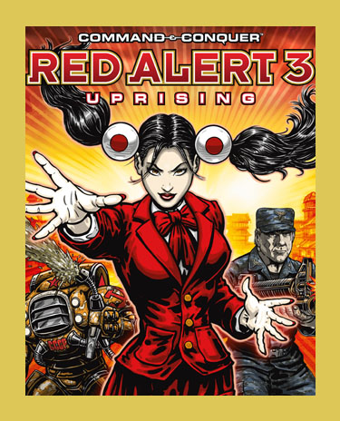 C & C: RED ALERT 3 - UPRISING (Steam) (RegionFree)