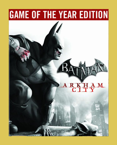BATMAN: ARKHAM CITY GOTY (+3 DLC)(Steam)(Region Free)