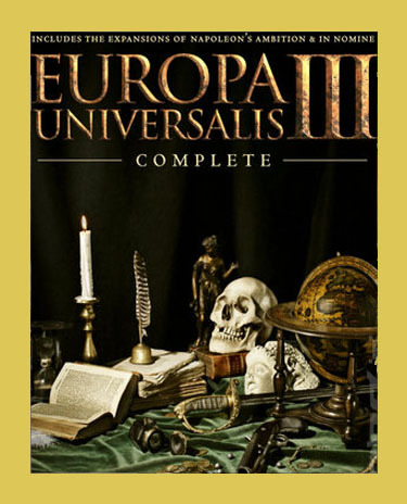 EUROPE UNIVERSALIS 3 III COMPLETE(Steam)(Region Free)