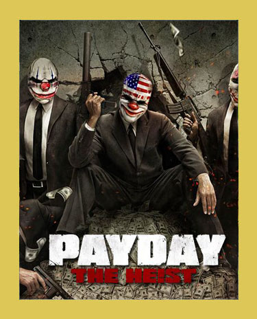 PAYDAY™ THE HEIST (Steam)(Region Free)