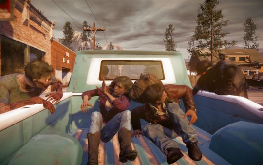 STATE OF DECAY (Steam)(Region Free)