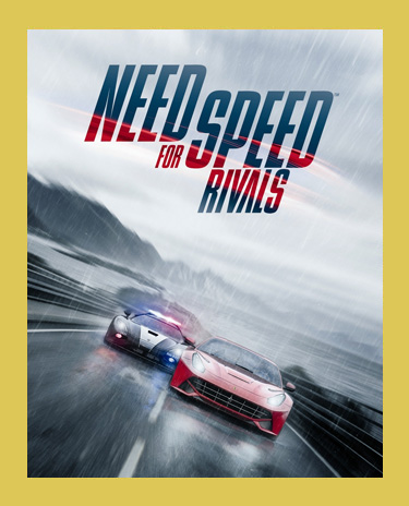 NEED FOR SPEED: RIVALS (Origin)(Region Free)