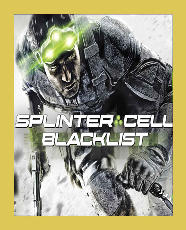 SPLINTER CELL BLACKLIST (Steam)(Region Free)