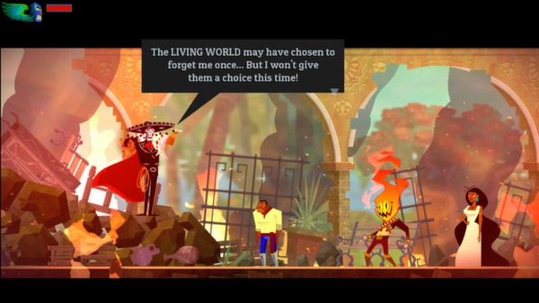 GUACAMELEE! GOLD EDITION (Steam)(Region Free)