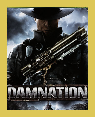 DAMNATION (Steam)(Region Free)