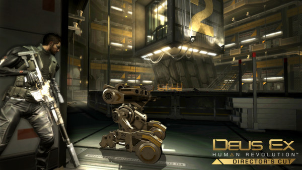 DEUS EX: HUMAN REVOLUTION DC (Steam) (Region Free)