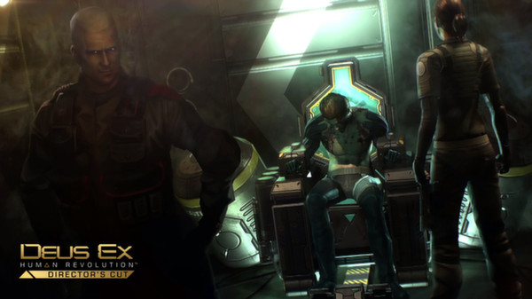 DEUS EX: HUMAN REVOLUTION DC(Steam)(Region Free)