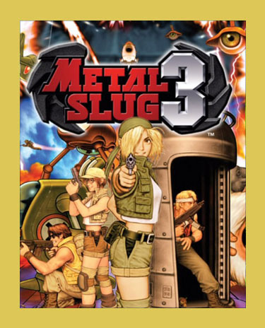 METAL SLUG 3 (Steam)(Region Free)