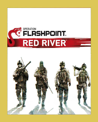 OPERATION FLASHPOINT: RED RIVER(Steam)(Region Free)