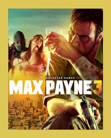 MAX PAYNE 3 (Steam)(Region Free)