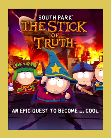 SOUTH PARK: THE STICK OF TRUTH (Steam)(RU/ CIS)