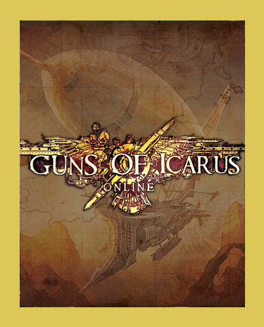 GUNS OF ICARUS ONLINE COLLECTORS ED(Steam)(Region Free)