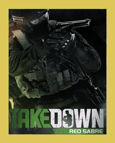 TAKEDOWN: RED SABRE (Steam)(Region Free)