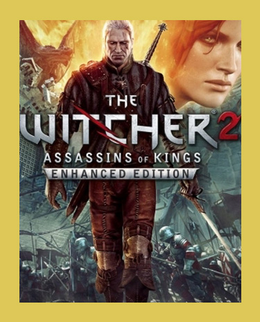 WITCHER 2: ASSASINS OF KINGS (Steam)(Region Free)