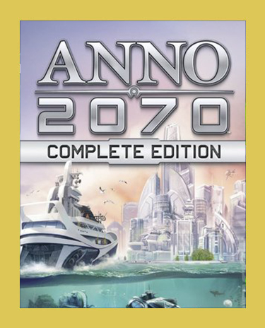 ANNO 2070 COMPLETE EDITION (Steam)(Region Free)