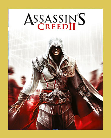 ASSASSINS CREED II 2 DELUXE EDITION(Steam)(RU/ CIS)