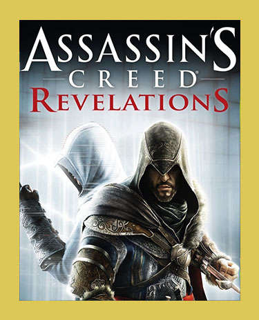 ASSASSINS CREED REVELATIONS(Steam)(Region Free)