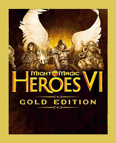 MIGHT AND MAGIC HEROES VI GOLD(Steam)(Region Free)