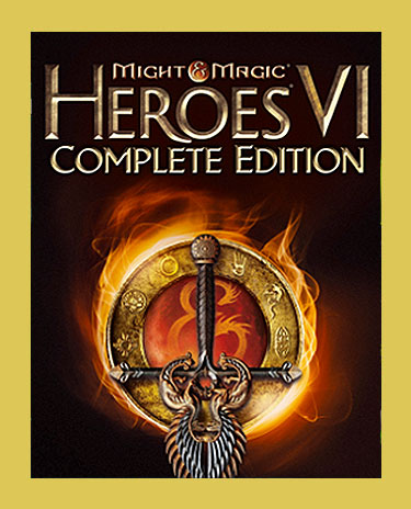 MIGHT AND MAGIC HEROES VI: COMPLETE(Steam)(Region Free)
