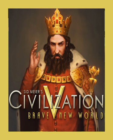 CIVILIZATION V: BRAVE NEW  WORLD (Steam)(Region Free)
