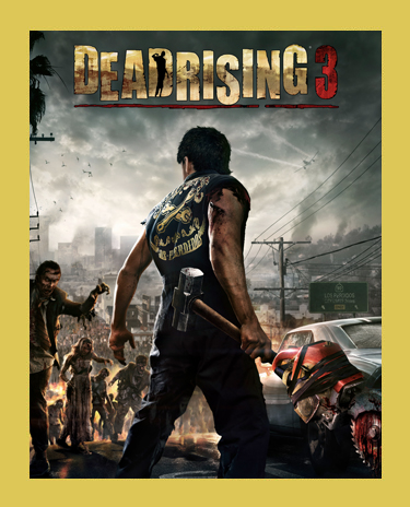 DEAD RISING 3 (4 DLС)(Steam)(Region Free)(Except DE/JP)