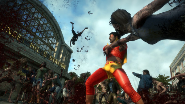 DEAD RISING 3 (4 DLS) (Steam) (Region Free) (Except DE / JP)