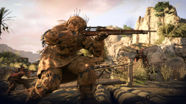 SNIPER ELITE 3 III: AFRIKA  (Steam)(RU/ CIS)