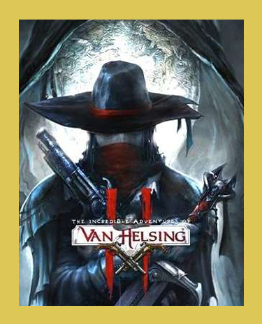 ADVENTURES OF VAN HELSING II (Steam)(Region Free)