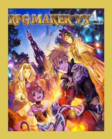 RPG MAKER VX ACE (Steam) (Region Free)