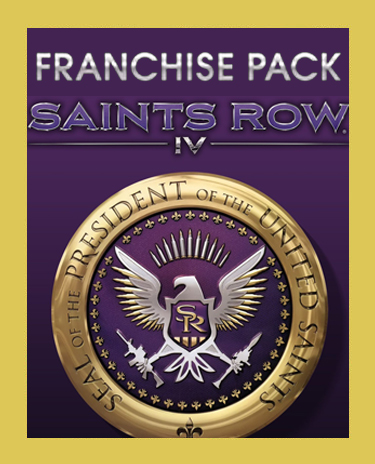 SAINTS ROW ULTIMATE FRANCHISE PACK (Steam)(RU/ CIS)