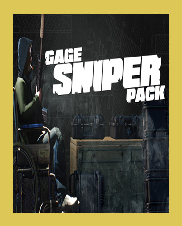 PAYDAY 2: GAGE SNIPER PACK (Steam)(Region Free)