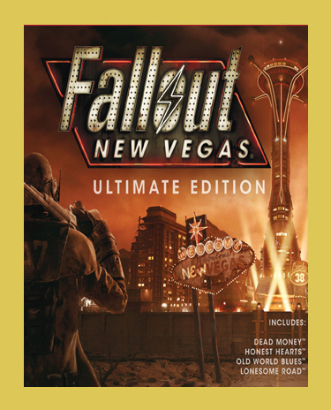 FALLOUT: NEW VEGAS ULTIMATE ED. (Steam) (Region Free)