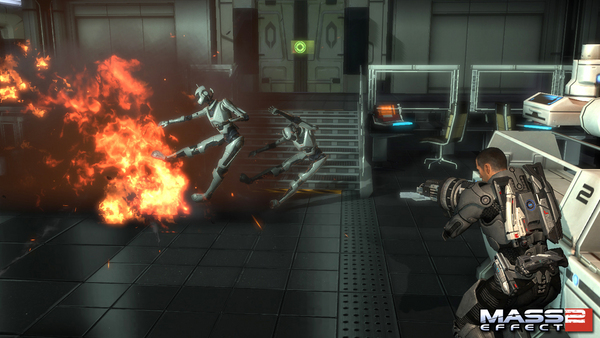 MASS EFFECT 2 (Steam)(Region Free)
