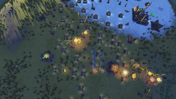PLANETARY ANNIHILATION (Steam) (Region Free)