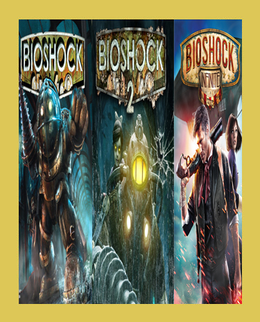 BIOSHOCK TRIPLE PACK (Steam)(RU/CIS)