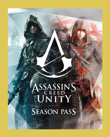 ASSASSINS CREED: UNITY SEASON PASS (Steam) (Region Free)