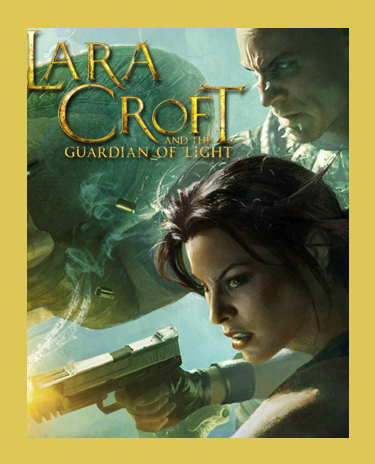 LARA CROFT AND THE GUARDIAN OF LIGHT (Steam)(ROW)