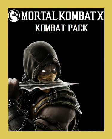 MORTAL KOMBAT X KOMBAT PACK (Steam)(Region Free)