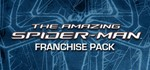 AMAZING SPIDER-MAN FRANCHISE PACK 2 (Steam Region Free)