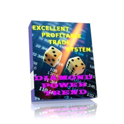 "NEW! TRADING SYSTEM ""DIAMOND POWER TREND 2008"" for Metatrader 4.0- 300 pips per week"